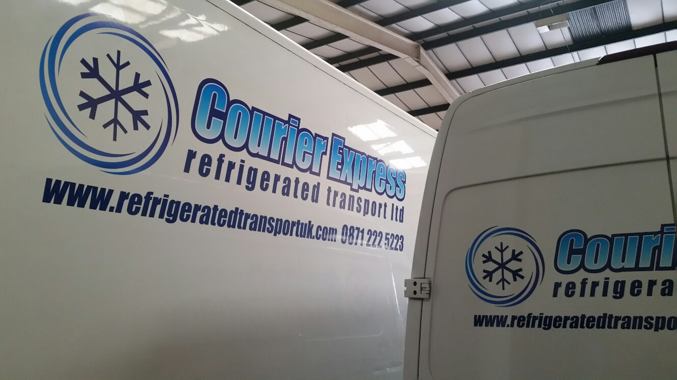 Courier Express Chilled Courier Services