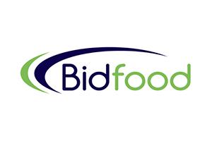 Courier Express - Bidfood Logo