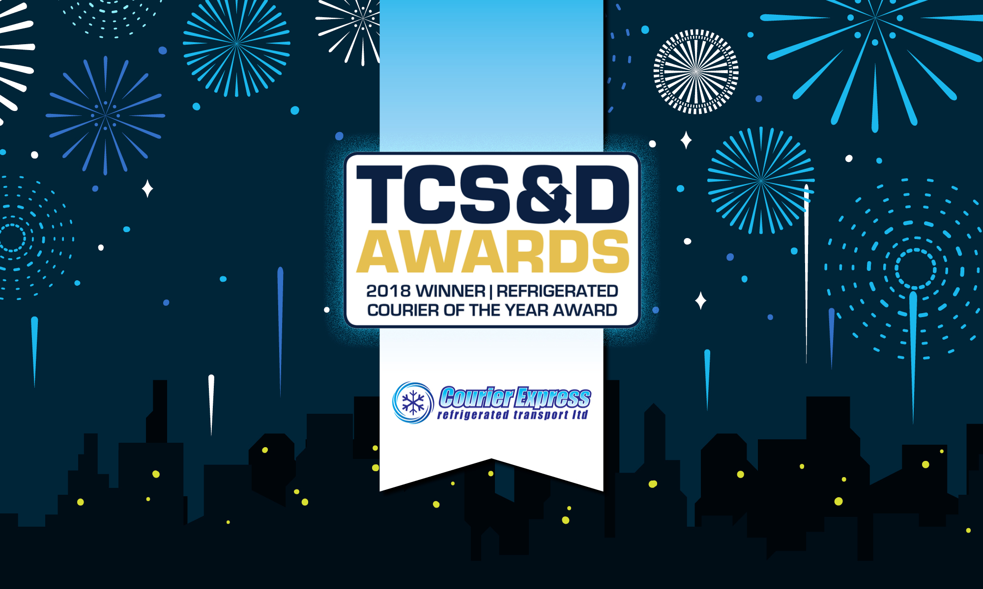 Refrigerated Courier of the Year 2018 - TCS&D Awards
